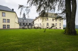 Schloss Wittgenstein, Bad Laasphe,  NRW, Deutschla