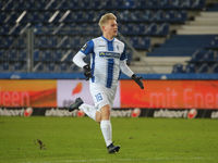 deutscher Fußballer Andreas Müller 1.FC Magdeburg DFB 3.Liga Saison 2020-21