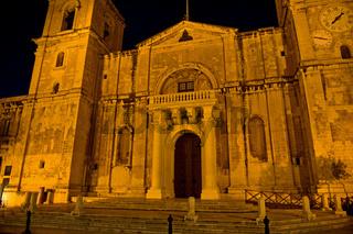 St. John's Co-Cathedral,Valletta,Malta