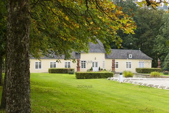 Orangerie, Standesamt, Bad Berleburg