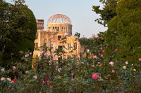 Atomic Bomb Dome. Hiroshima. Japan