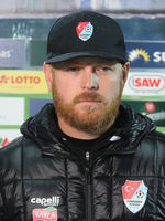 Co-Trainer Andreas Pummer Türkgücü München DFB 3.Liga Saison 2020-21