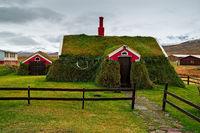 Lindarbakki in Borgarfjordur Eystri, Iceland