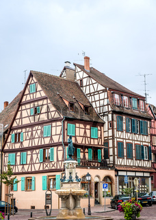 Frame House in Colmar