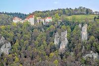 Burg Wildenstein, Leibertingen, Landkreis Sigmaringen