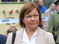 Birgit Münster-Rendel  Geschäftsführerin  MVB Magdeburger Verkehrsbetriebe GmbH & Co. KG