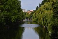 Landwehrkanal, Kreuzberg, Berlin