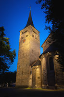 Martins Church at Sindelfingen south Germany