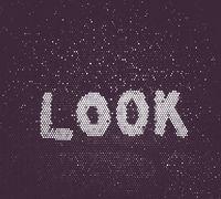 Look vector illustration
