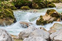 Ramsauer Ache im Zauberwald im Berchtesgadener Land