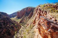 Serpentine Gorge Northern Territory Australia