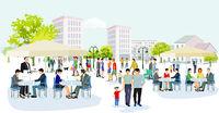 sonniger Platz-.eps