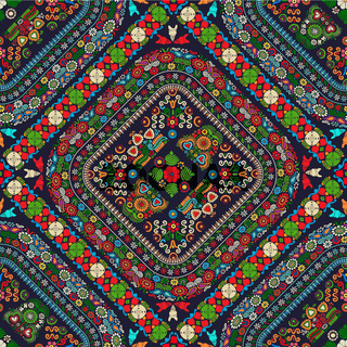 Hungarian embroidery pattern 21