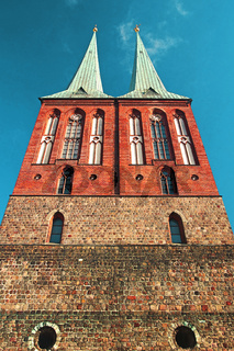 Nikolaikirche Deutschland Berlin / Church of St. Nicholas Germany Berlin
