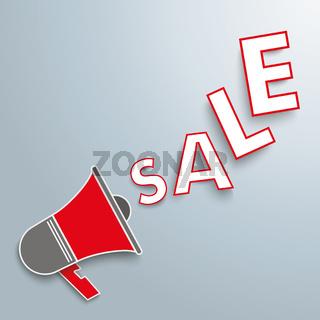 Red Bullhorn Sale
