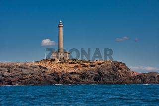 Leuchtturm auf dem Cabo de Palos