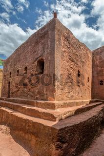 Tomb of Adam, Lalibela Ethiopia