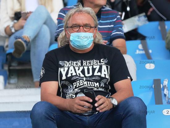 Co-Trainer Heiko Scholz von SG Dynamo Dresden DFB 3.Liga Saison 2020-21 in der MDCC Arena Magdeburg