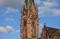 Johanniskirche Saarbuecken - Ausschnitt