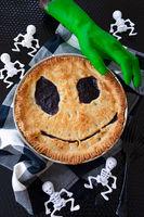 Hausgemachter Cherry Pie