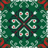 Romanian traditional pattern 188