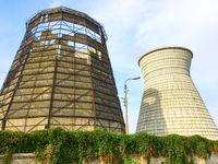 heat power plant Kyiv Ukraine