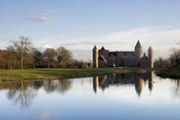 Westhove castle near Domburg