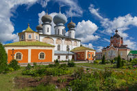 Tikhvin Monastery - Saint Petersburg region - Russia