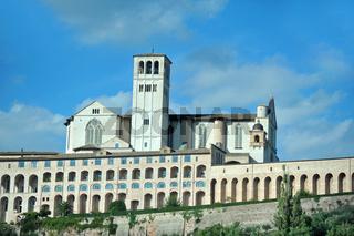 Assisi in Italien