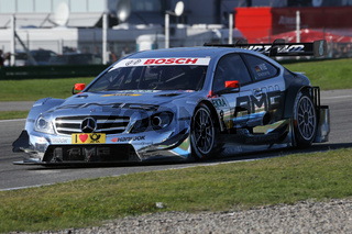 Christian Vietoris, Mercedes DTM