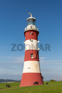 Lighthouse of Plymouth