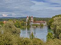 Kloster Rheinau, Kanton Zürich, Schweiz