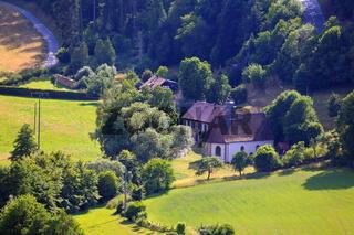 Amorsbrunn bei Amorbach