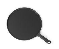 Empty pancake pan