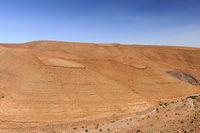 Das steinerne Auge und steinerne Herz von Marokko