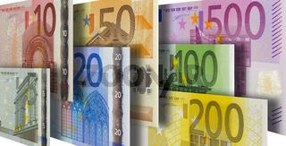 Alle Scheine in Euro