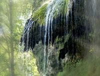 Uracher Wasserfall, Detail