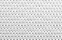 abstract hexagon pattern as background - 3D Illustration