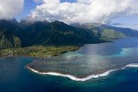 Teahupoo, Tahiti Iti, Franzoesisch-Polynesien