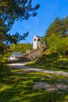 Monastery in Cetinje - Montenegro