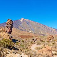 The Teide volcano in Tenerife