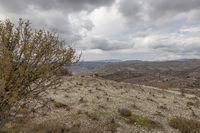 Herbst im Troodos-Gebirge, Zypern