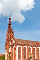 Marienkapelle in Würzburg, Bayern