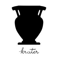 big krater silhouette