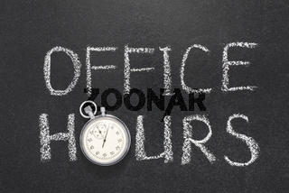 office hours gr
