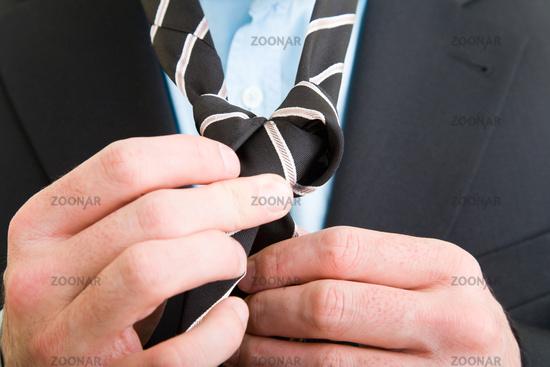 Krawattenknoten