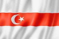 Poldachian Tatars ethnic flag, Europe