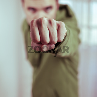 Dangerous fist