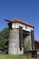 Darre des Klosters Wöltingerode im Harz