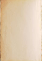 Old yellowed blank sheet of paper
